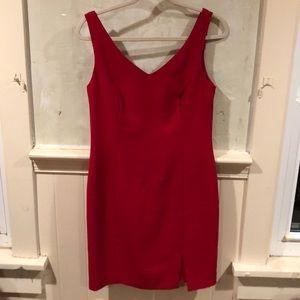 Moda International Dresses - Beautiful red Moda International dress